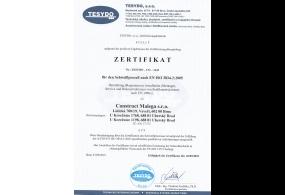 Certifikáty 2020